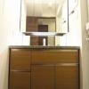 在世田谷区购买2LDK 公寓大厦的 盥洗室