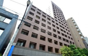 1K {building type} in Iwatocho - Shinjuku-ku
