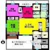 3SLDK Apartment to Rent in Shinagawa-ku Interior