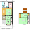 5SK House to Buy in Osaka-shi Kita-ku Floorplan