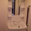 在練馬區內租賃1K 公寓 的房產 盥洗室