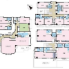 Whole Building Apartment to Buy in Meguro-ku Floorplan
