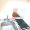 1K Apartment to Rent in Kawagoe-shi Kitchen