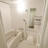1LDK Apartment to Rent in Sapporo-shi Chuo-ku Bathroom