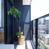 1R Apartment to Rent in Yokohama-shi Nishi-ku Balcony / Veranda