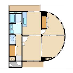 3DK Mansion in Hisamoto - Kawasaki-shi Takatsu-ku Floorplan