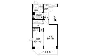 1LDK Mansion in Kudamminami - Chiyoda-ku