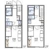 在福岡市東區內租賃1K 公寓 的房產 房間格局