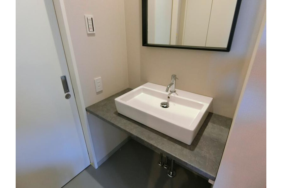 Shared Apartment to Rent in Kyoto-shi Sakyo-ku Washroom