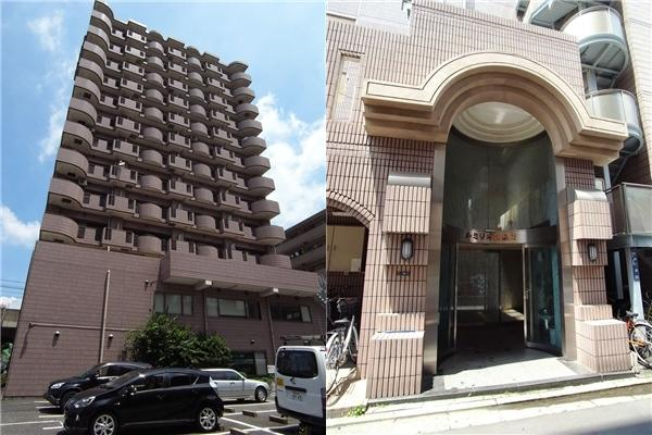2LDK Apartment to Rent in Sumida-ku Exterior