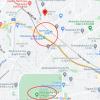 在板橋區購買4LDK 公寓大廈的房產 地圖