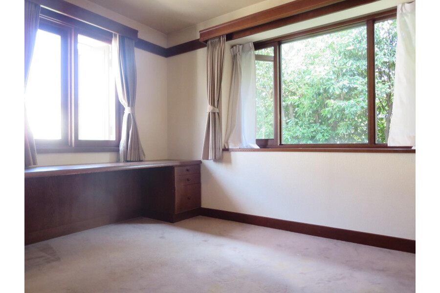 6SLDK House to Rent in Ota-ku Bedroom