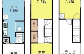 3DK {building type} in Namiyoke - Osaka-shi Minato-ku