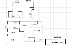 5LDK House in Higashiueno - Taito-ku