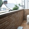 1LDK Apartment to Rent in Bunkyo-ku Balcony / Veranda