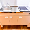 1R Apartment to Buy in Minato-ku Kitchen