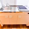 1R Apartment to Buy in Minato-ku Kitchen