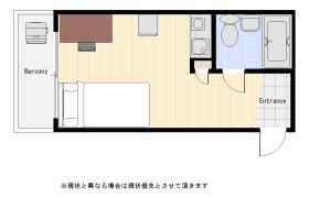 世田谷區等々力-1R公寓大廈