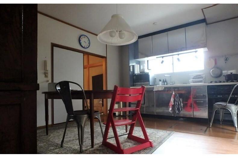 5DK House to Buy in Kyoto-shi Sakyo-ku Living Room