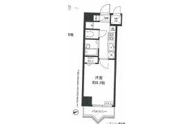 1K Mansion in Matsugaya - Taito-ku