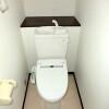 3LDK テラスハウス 横浜市緑区 トイレ