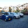 2DK Apartment to Rent in Hino-shi Parking