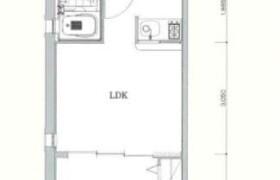 1LDK Apartment in Roppommatsu - Fukuoka-shi Chuo-ku