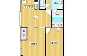 2LDK {building type} in Takeshita - Fukuoka-shi Hakata-ku