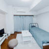 1K Apartment to Rent in Sumida-ku Living Room