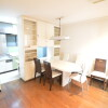 Shared Guesthouse to Rent in Minato-ku Living Room