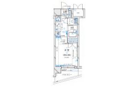 港区 芝(4、5丁目) 1K マンション
