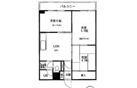 渋谷区 円山町 3DK マンション