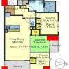 3LDK Apartment to Buy in Kyoto-shi Yamashina-ku Floorplan