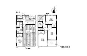 3SLDK House in Umegaoka - Nagoya-shi Tempaku-ku