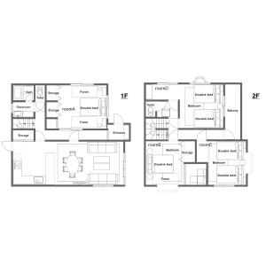 4LDK House in Aoto - Katsushika-ku Floorplan