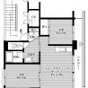 2LDK Apartment to Rent in Kikuchi-shi Floorplan
