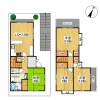4LDK House to Buy in Kyoto-shi Kita-ku Floorplan