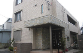 府中市白糸台-1LDK公寓大廈