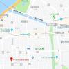 1K Apartment to Rent in Sumida-ku Map