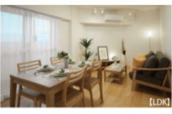 3LDK Apartment to Buy in Edogawa-ku Interior