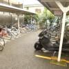 1R Apartment to Rent in Setagaya-ku Parking