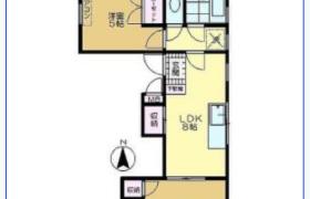 2LDK Mansion in Hanegi - Setagaya-ku