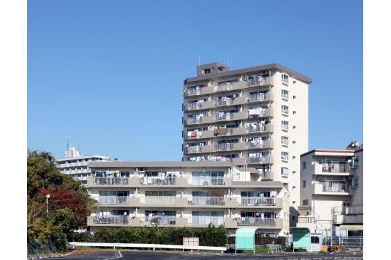 3LDK Apartment to Rent in Nagoya-shi Tempaku-ku Exterior