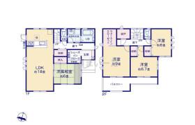 鴻巣市袋-4SLDK{building type}