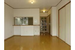 3DK アパート 川崎市麻生区 内装
