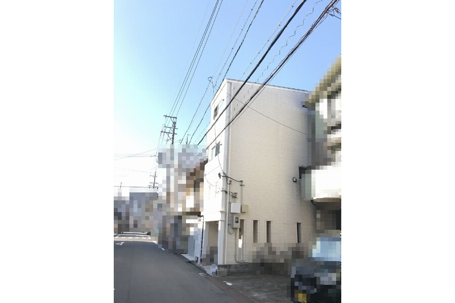 在名古屋市中村區購買整棟 公寓的房產 戶外