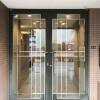 在横濱市港北�區內租賃1K 公寓大廈 的房產 入口大廳