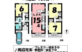 3LDK House in Umezu sakamotocho - Kyoto-shi Ukyo-ku