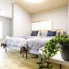 1LDK House to Rent in Shinjuku-ku Bedroom