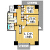 2LDK Apartment to Rent in Osaka-shi Yodogawa-ku Floorplan